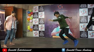 Bir Radha Sherpa Battle on Kolkata Workshop with Swastik Dance Academy students