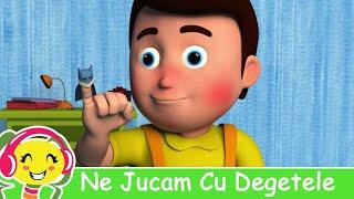 getlinkyoutube.com-Ne Jucam Cu Degetele - Cantece De Copii - 10 Degetele Jucause