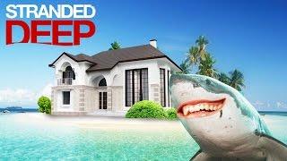 getlinkyoutube.com-Как Построить Шикарный Дом - Stranded Deep #9