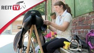 Sattelpflege und Reitzubehör - so pflegst du dein Lederequipment richtig!