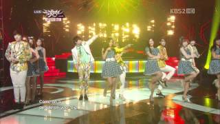 getlinkyoutube.com-B1A4 & A PINK - Summer Song Special Stage
