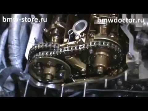 Двигатель BMW M54. Регулировка фаз ГРМ Vanos