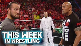 This Week In Wrestling: CM Punk Turns Heel On The Rock At WWE RAW 1000 (July 23rd) width=