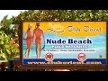 St Maarten, SXM - Orient Beach (Nudist Beach) - CARIBBEAN - Song by Brian Neale ft Jimmy Buffett