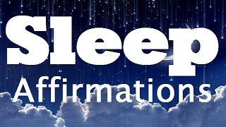 getlinkyoutube.com-Sleep affirmations meditation, affirmations for sleep, sleep music, law of attraction
