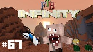 Minecraft: FTB Infinity: Quantum Bridges & Meeste Pech Ooit! (Part 67) (Dutch Commentary)