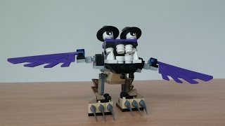 getlinkyoutube.com-LEGO MIXELS FOOTI MESMO MIX Lego 41521 Lego 41524 Mixels Series 3