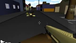 getlinkyoutube.com-флэшка Майнкрафт: Зомби Блоки 3D №1
