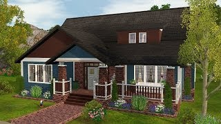 getlinkyoutube.com-The Sims 3 - Speed Build - Meadow Retreat