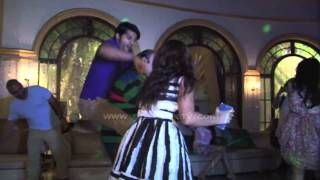 getlinkyoutube.com-Qubool Hai Success Party-Sanam,Ahil & Tanveer Go Crazy For Dance-Amazing Dance Video-Don't Miss!