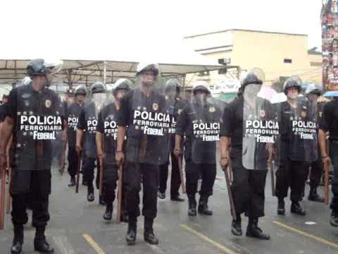 Policia Ferroviária Federal