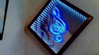 getlinkyoutube.com-Infinity Mirror- www.infinitymirrorart.com