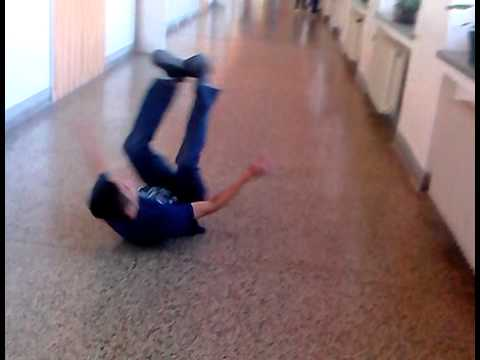 Breakdance po Patrikovsku