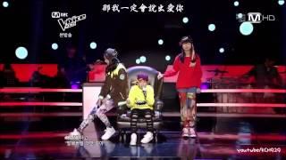 getlinkyoutube.com-The Voice Kids Korea 10   Be My Baby