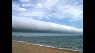 The Morning Glory Cloud phenomenon