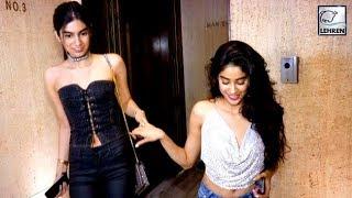 Khushi Kapoor To Follow Sister Janhvi Kapoor's Footsteps! Details Here | LehrenTV
