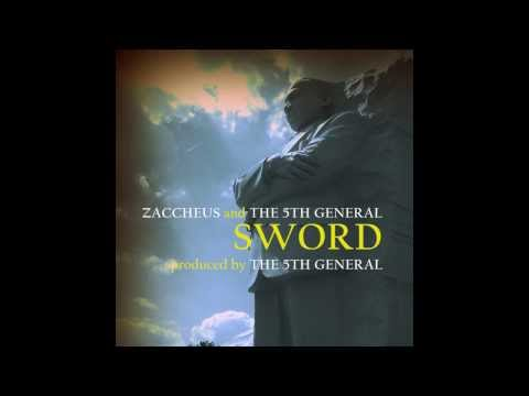 Zaccheus and The 5th General - Sword (Single Version)