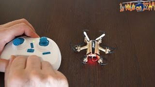 getlinkyoutube.com-JJRC H20 Nano Hexacopter - Recensione