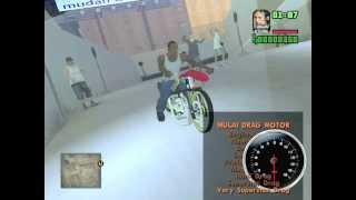 ♣ MOTOR DRAG RACE GTA SA 2014 ♠
