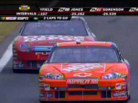 Tony Stewart Wins at the Glen (2007)