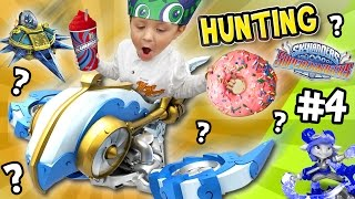 getlinkyoutube.com-Skylanders SuperChargers Hunting 4 Jet Stream (Pt. 4) + Unboxing by Chase w/ Splat Gameplay & Update