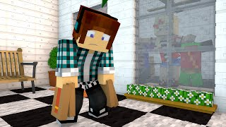getlinkyoutube.com-Minecraft : COMPRAS NO SHOPPING  !! - The Sims Craft Ep.206