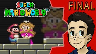 SAVING BEARDED PEACH | Super Mario World FINALE - BGPR!
