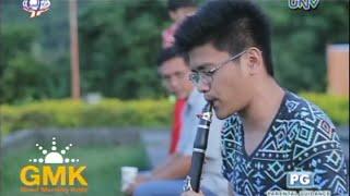 getlinkyoutube.com-Ninang Riza visits Philippine High School for the Arts