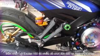 getlinkyoutube.com-Clip Exciter 150 độ nhiều đồ chơi đẹp và độc đáo_ Hoàng Trí Shop