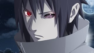 Uchiha Sasuke AMV 2015 - Not Strong Enough AMV клипы 2015 года