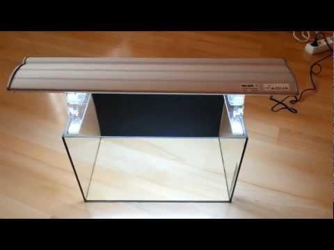 4AQUA Osvětlení pro miniakvária 2x24W 600B T5 | Rostlinna-akvaria.cz