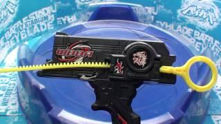 getlinkyoutube.com-Beyblade HK WBBA Rapidity Drago Twin Launcher BB 54?
