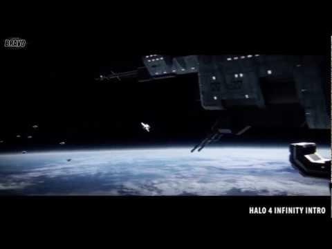 """Halo 4 """"Infinity"""" Intro -47lQ4WPCHcY"""