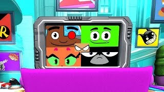 getlinkyoutube.com-LittleBigPlanet 3 - Teen Titan's Go! Costumes