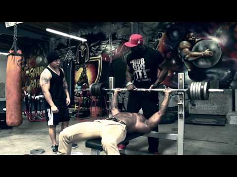 @mikerashid7 Uncut 200 repetitions video with @CTFletcher