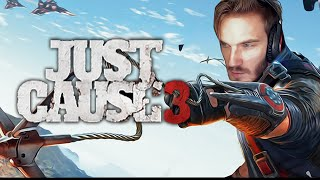 getlinkyoutube.com-IT'S HERE AND IT'S AWESOME!!! / Just Cause 3 Gameplay