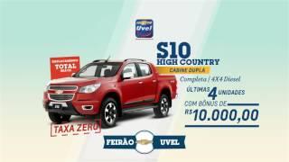 Feirão Uvel Chevrolet Camaquã