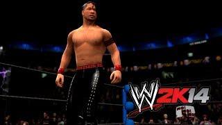 getlinkyoutube.com-WWE2K14 CAW 中邑真輔 Shinsuke Nakamura