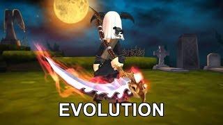 getlinkyoutube.com-Grim Reaper Evolution - Lost Saga
