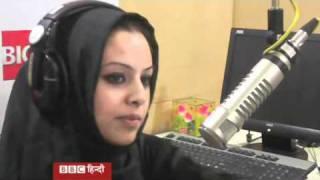 getlinkyoutube.com-Indian Kashmir's new voice RJ Vafa aka RJ Haya