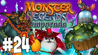 getlinkyoutube.com-Monster Legends T2 - Capitulo 24 - Arnu y Hellborne