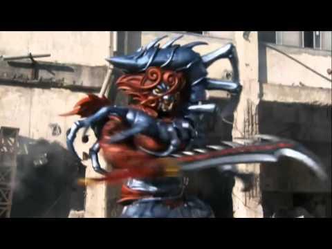 Power Rangers Samurai: Red Ranger Promo featuring Seattle Talent actor ...