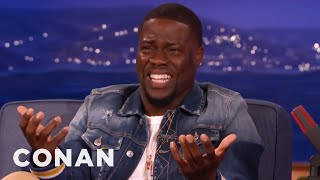 "getlinkyoutube.com-Kevin Hart: Will Ferrell Is ""Cheap As Hell""  - CONAN on TBS"