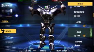 getlinkyoutube.com-Real Steel Champions Gameplay #1 a new era+Metro Boss Battle