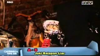 "getlinkyoutube.com-CAKRAWALA ANTV Balapan Liar: ""Koboy Jalanan dan Cewek Cabe-Cabean"" 1"
