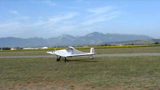 getlinkyoutube.com-Avion Electrique Luciole MC30E.wmv