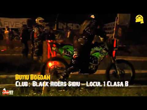 Butiu Bogdan Hard Endurocross Moto Xcountry 2012