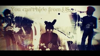getlinkyoutube.com-MMDxFNAF ~ You Can't Hide From Us Full ver. ~ SpringTrap