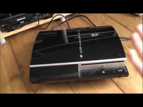 PS3 YLOD Repair - Part 1 - Fixing Faulty Consoles - Inspect + Test - Ebay Bargains