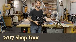 getlinkyoutube.com-2017 Shop Tour